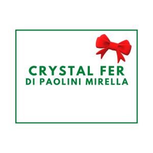 CRYSTAL FER DI PAOLINI MIRELLA